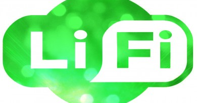 Li-fi logo remix by hackerattitude