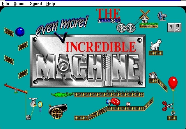 Incredible Machine Windows 3.1