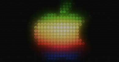 Retro Apple LCD mix with CRT vintage