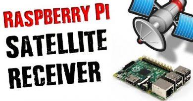 Raspberry Pi Satellite Receiver