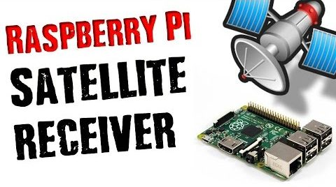 Raspberry Pi Satellite Receiver